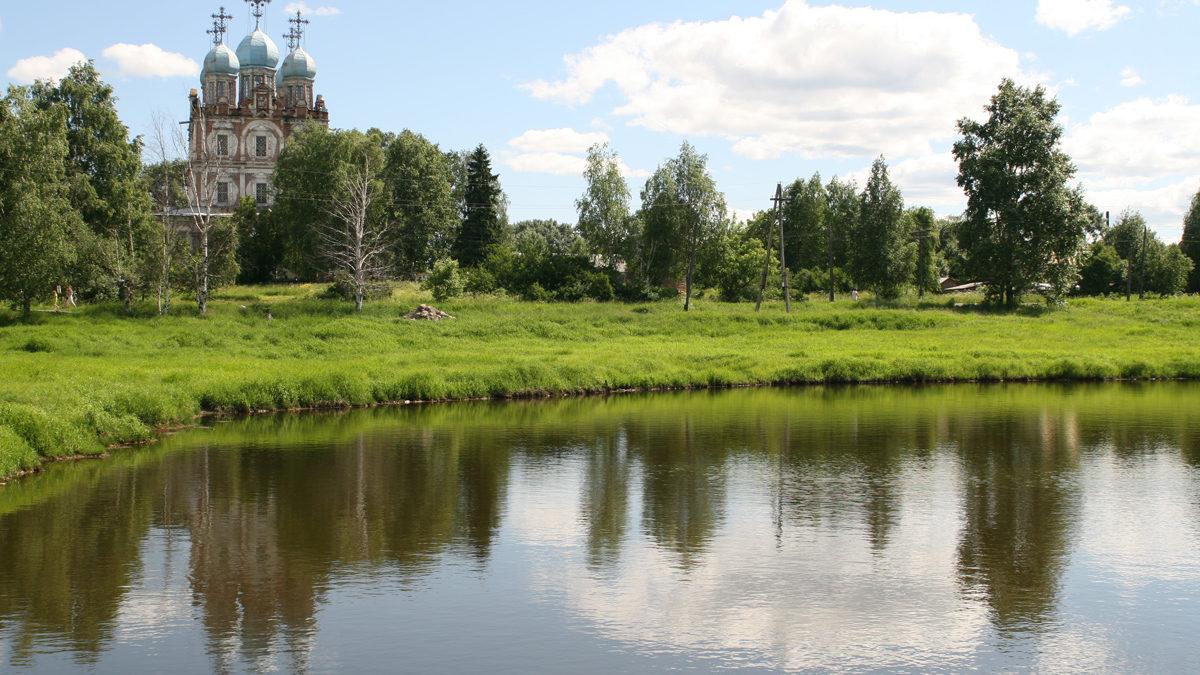 Козьма Прутков родился здесь