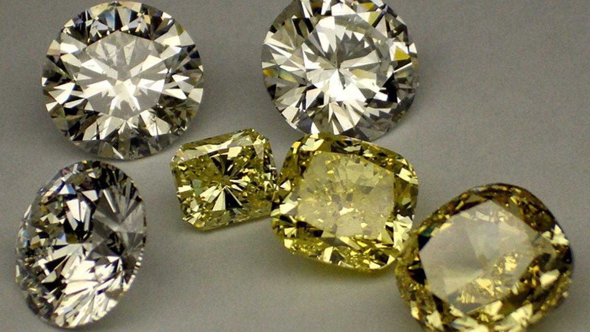 Бриллианты навсегда