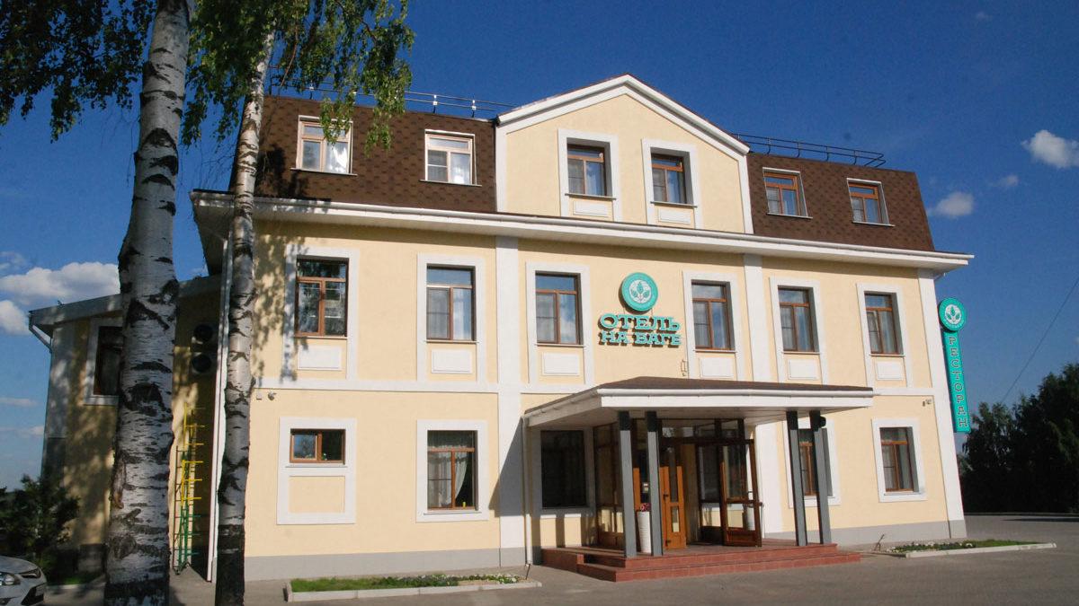 Отель на Ваге