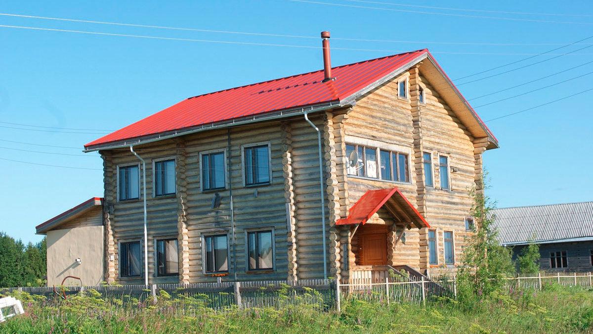 Гостевой дом намезенской Рублевке