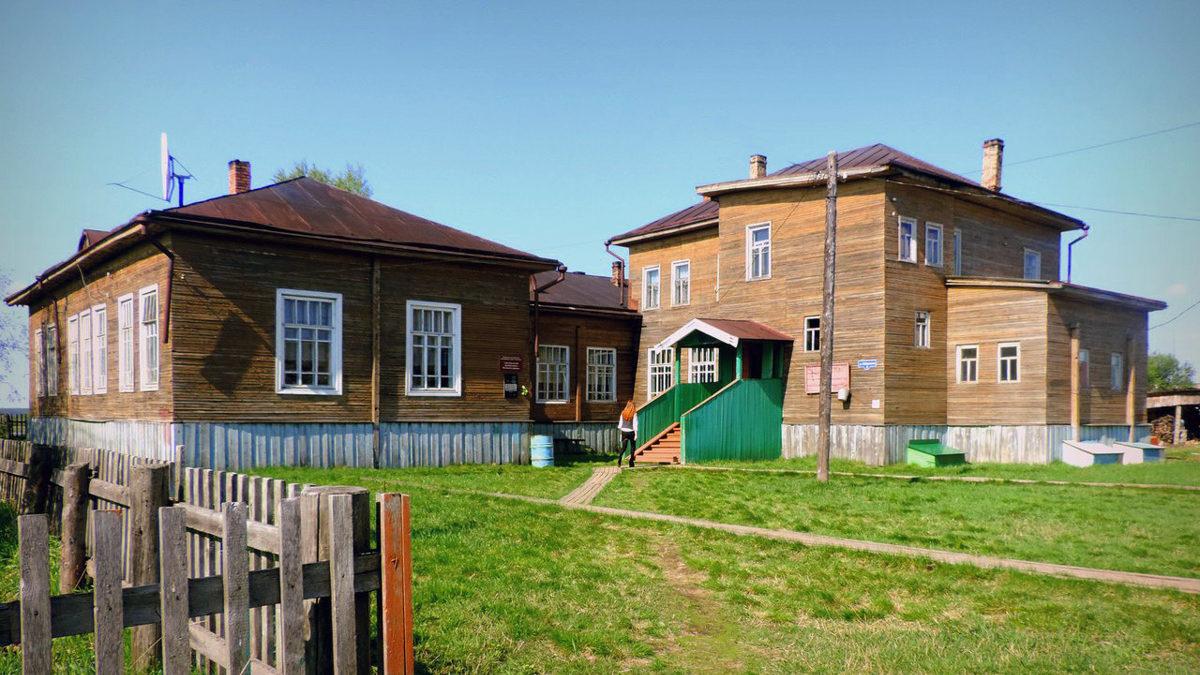 Школе нужен новый дом