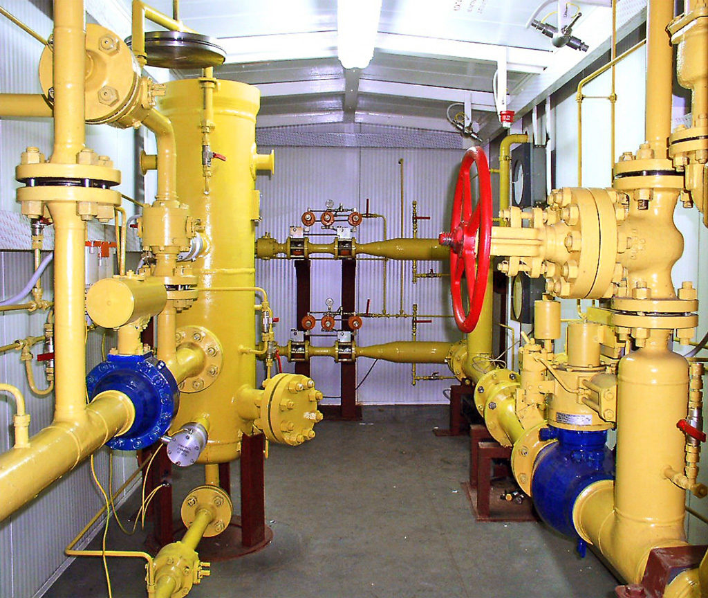 Газораспределительная станция решит проблему энергетики района