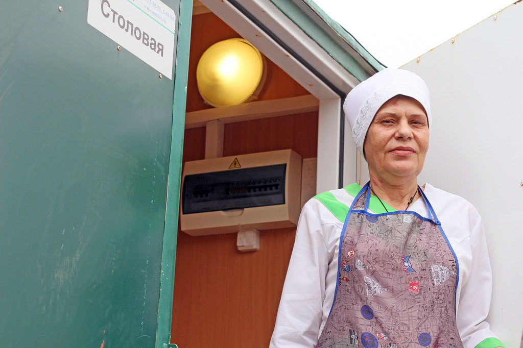 повар Людмила Боброва