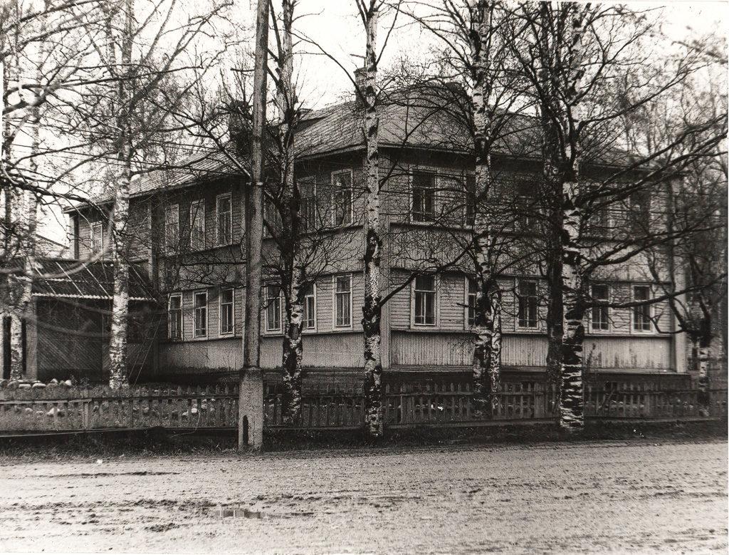 Здание одноклассной церковно-приходской школы