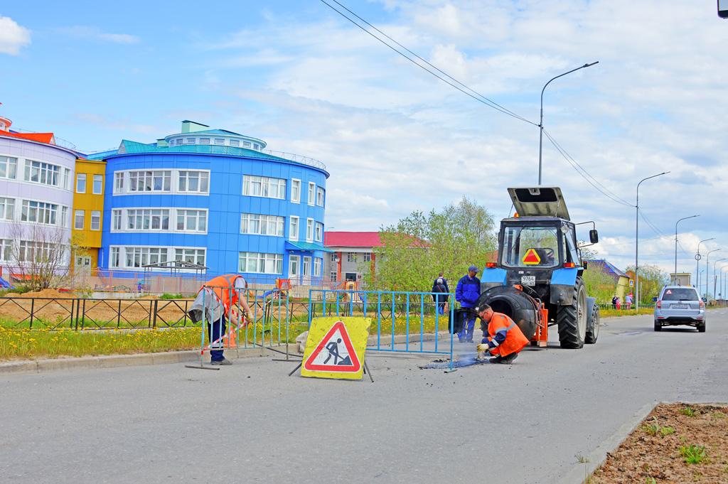С 2020 года все дороги в НАО переходят в ведение региона