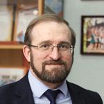 директор Урдомской средней школы Владимир Александрович Додонов