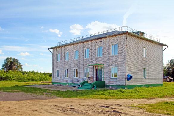 Здание для нужд центра безвозмездно предоставила Группа «Илим»