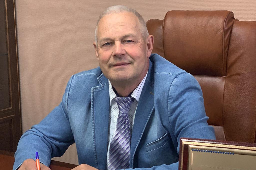 Борис Арсентьевич Сидоров