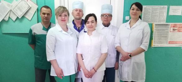 небольшой Коллектив Урдомской больницы каждый день решает большие задачи