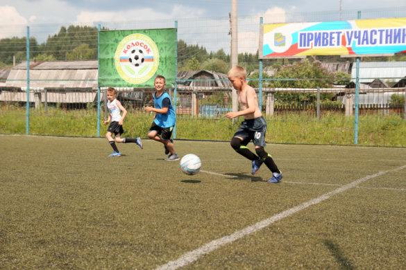 ВИльинско-Подомском очень любят футбол