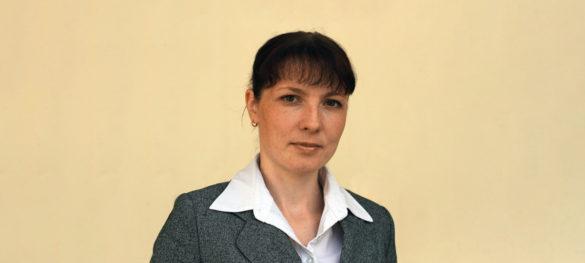 Директор Никольской школы Елена Вишнягова