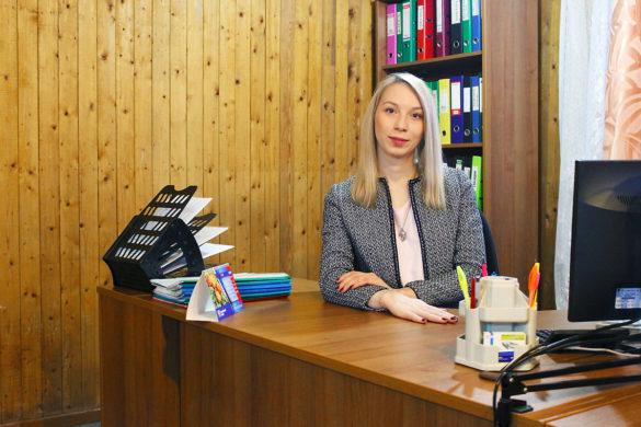 Алена Басманова, руководитель СПК «Рассвет Севера»