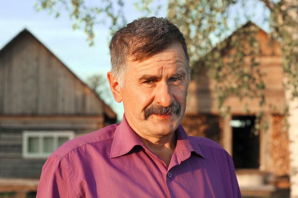 Экс-глава поселения Валерий Мильков—один изавторов проекта крытого катка вВилегодском