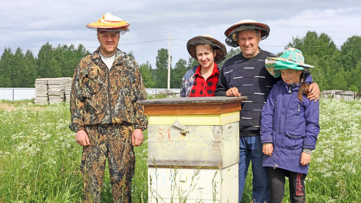 Столица северного пчеловодства