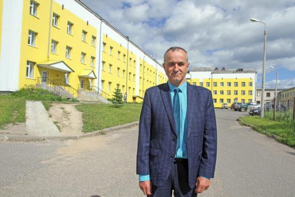 Главный врач ГБУЗАО «Ильинская центральная районная больница» ЛеонидКашенцев