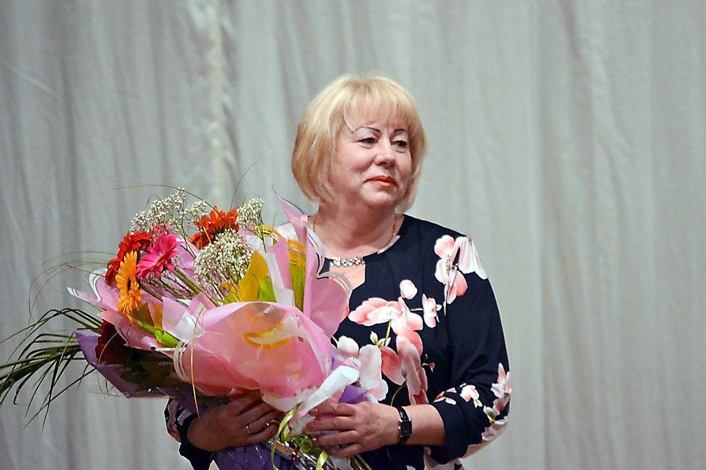Участковая медицинская сестра Клавдия Александровна Клочкова
