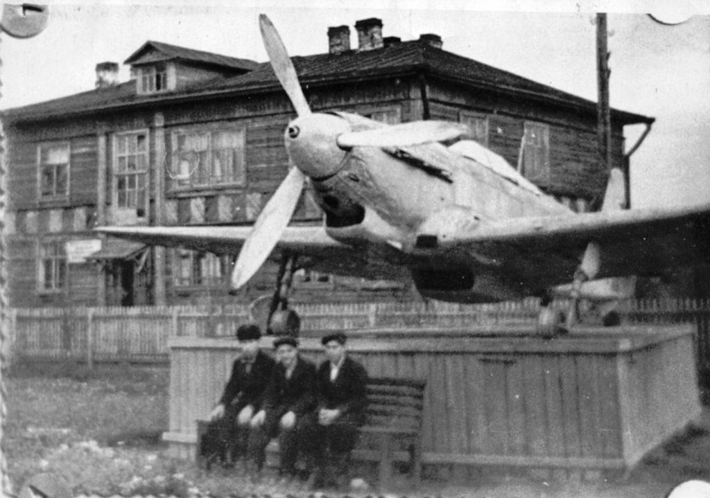 Самолет «Нарьян-Марский судостроитель»