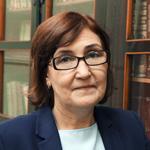 Директор Ленской межпоселенческой библиотеки Светлана Ребусевич