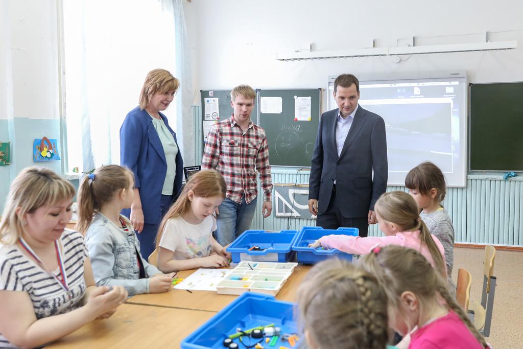 В п. Искателей начнется строительство новой школы на 860 мест
