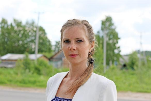 Руководитель Центра дополнительного образования вселе Ильинско-Подомском Наталья Тараканова