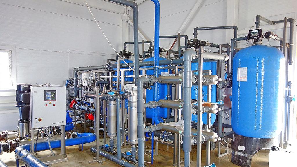 Оборудование длятонкой очистки воды—неотъемлемая часть проекта