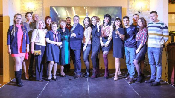 Журналисты «Няръянки» на церемонии награждения «Золотое перо– 2018»