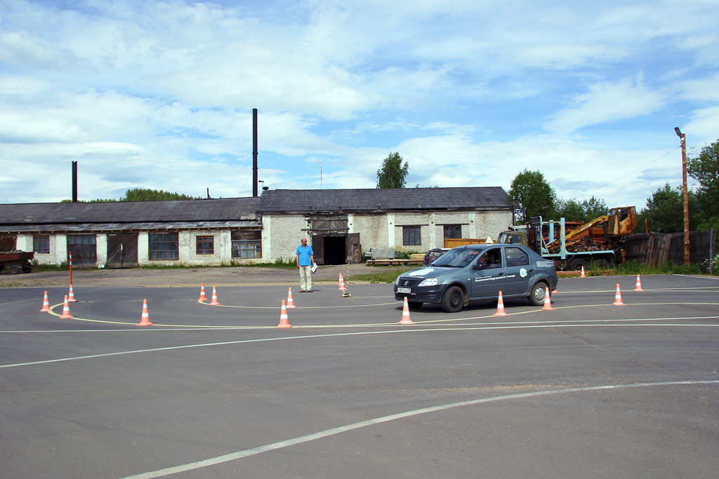 Настроительство площадки длясдачи экзаменов повождению были выделены средства изрезервного фонда регионального правительства