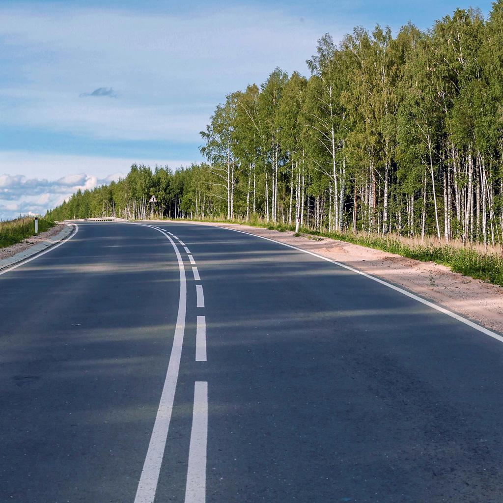 Сегодня дорога на Сыктывкар мало чем уступает трассе М‑8