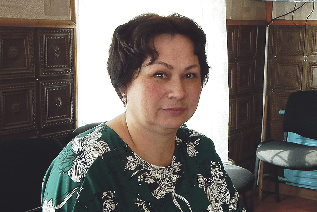 Светлана Бакова, заместитель главного врача