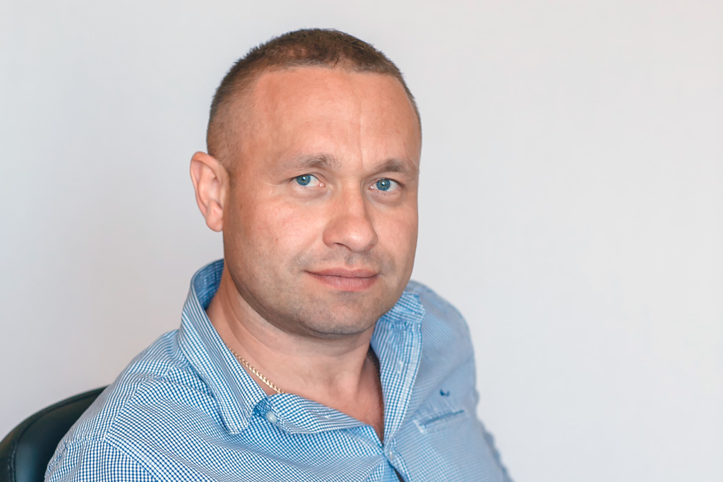 Евгений Горячих