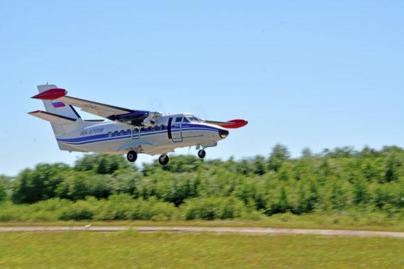 Современные самолеты перевозят пассажиров на Соловки, в Мезень, Котлас, Лешуконское и другие населенные пункты влюбое время года