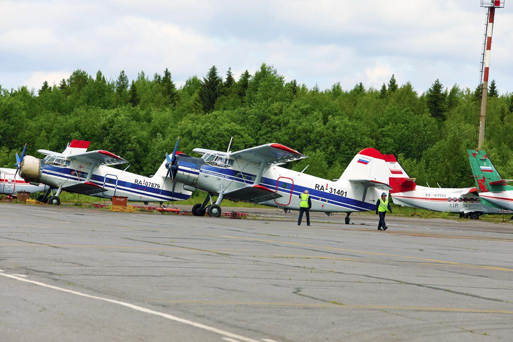 Самолеты Ан-2