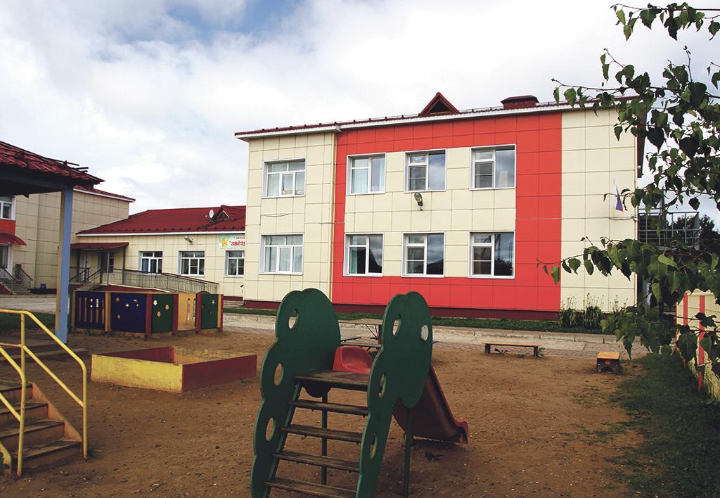 Детский сад «Звездочка» в Красноборске решил проблему очереди