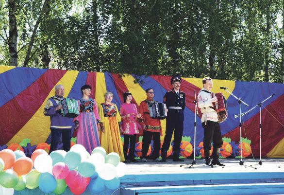 На фестивале «Сметанинские встречи»