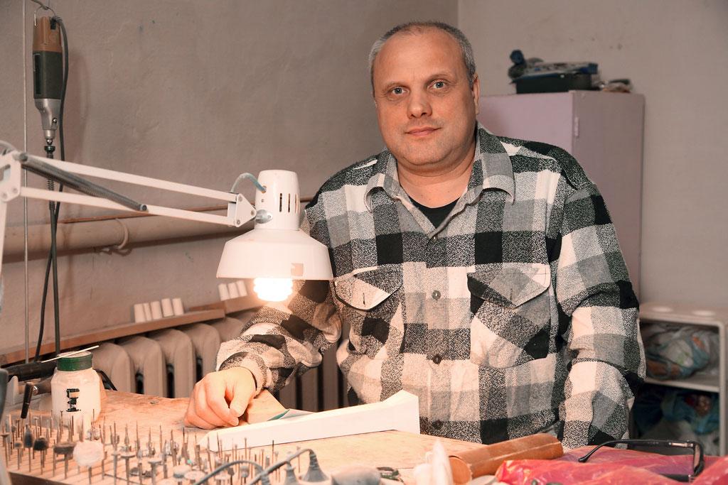Михаил Буторин