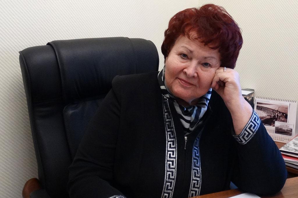 Галина Павловна Добрунова