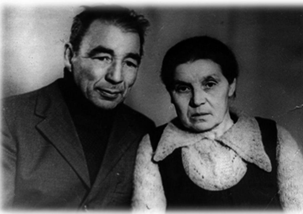 Семья Потроховых