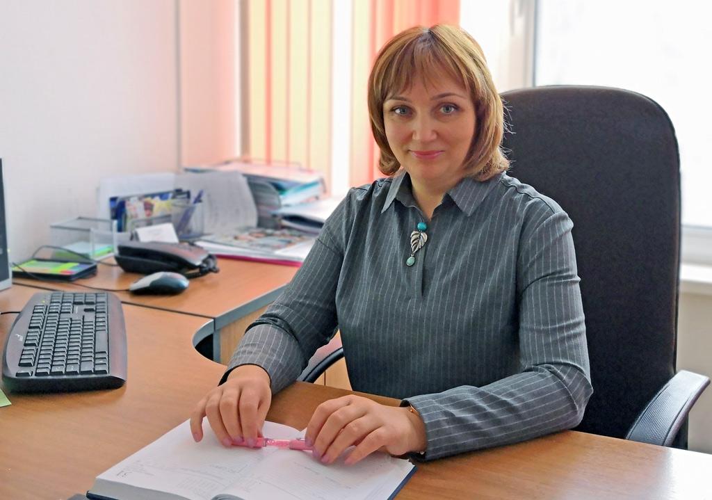 Наталья Главатских, заместитель директора Высшей инженерной школы САФУ, кандидат технических наук