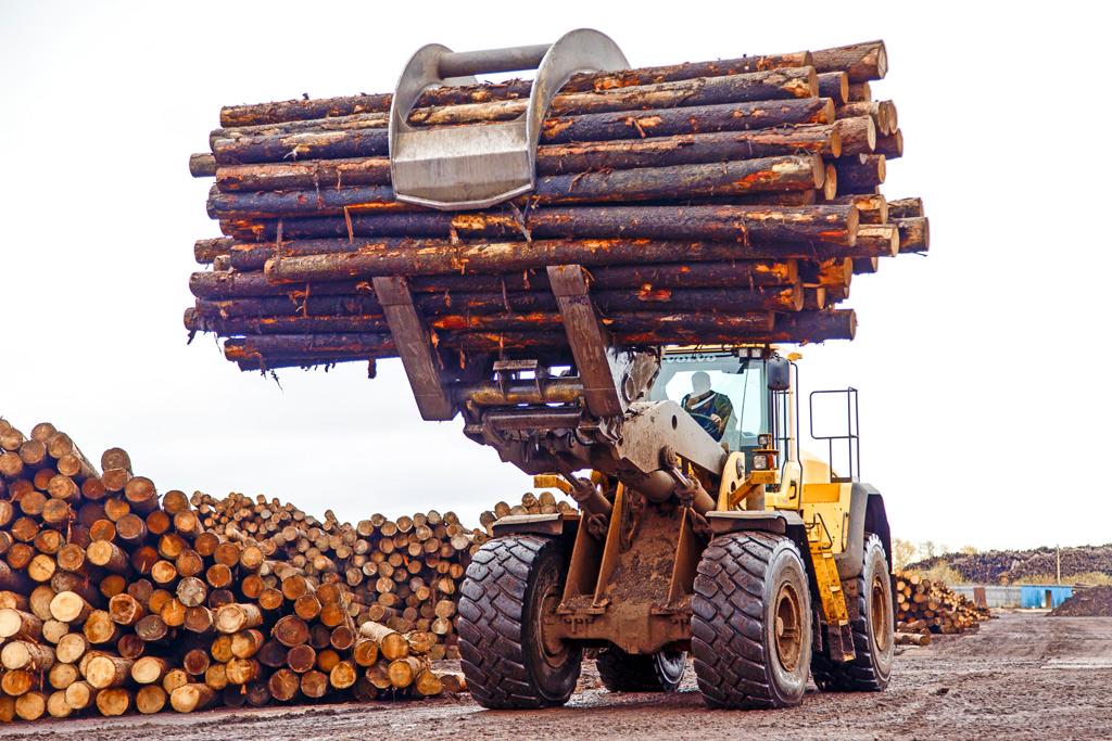Современная лесозаготовительная техника— дорогое идостаточно хрупкое оборудование. Нокакое удовольствие наней работать!