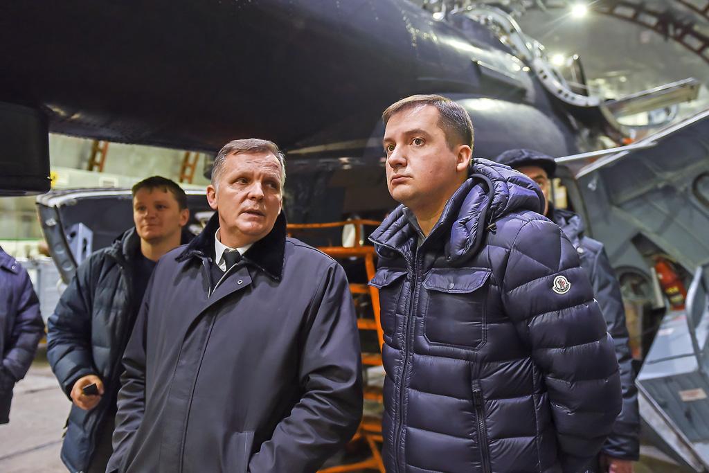Сегодня Нарьян-Марский объединенный авиаотряд— среди приоритетов губернатора