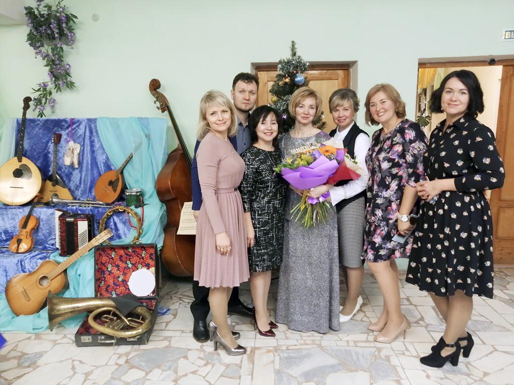 Юлия Цимерман с коллегами