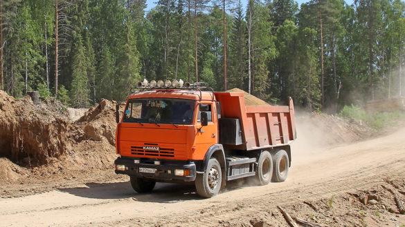 Содержание дорог «Илима» лежит на плечах Вилегодской ДПМК