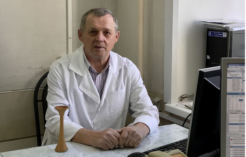 Сергей Чертополохов