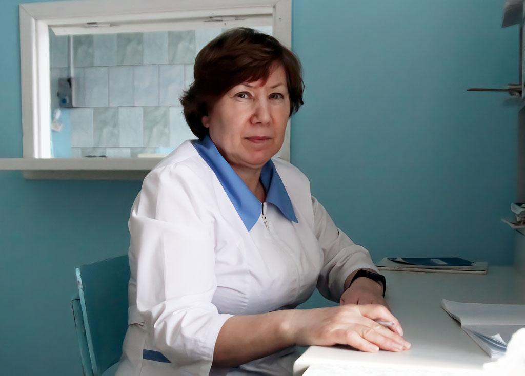 Медицинский лабораторный техник Надежда Суворова
