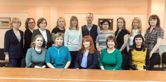 Коллектив Архангельского отделения ФОМС