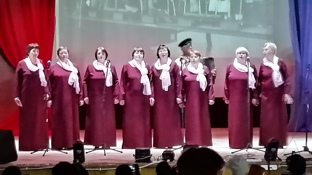 Вокальная группа «Гармония»