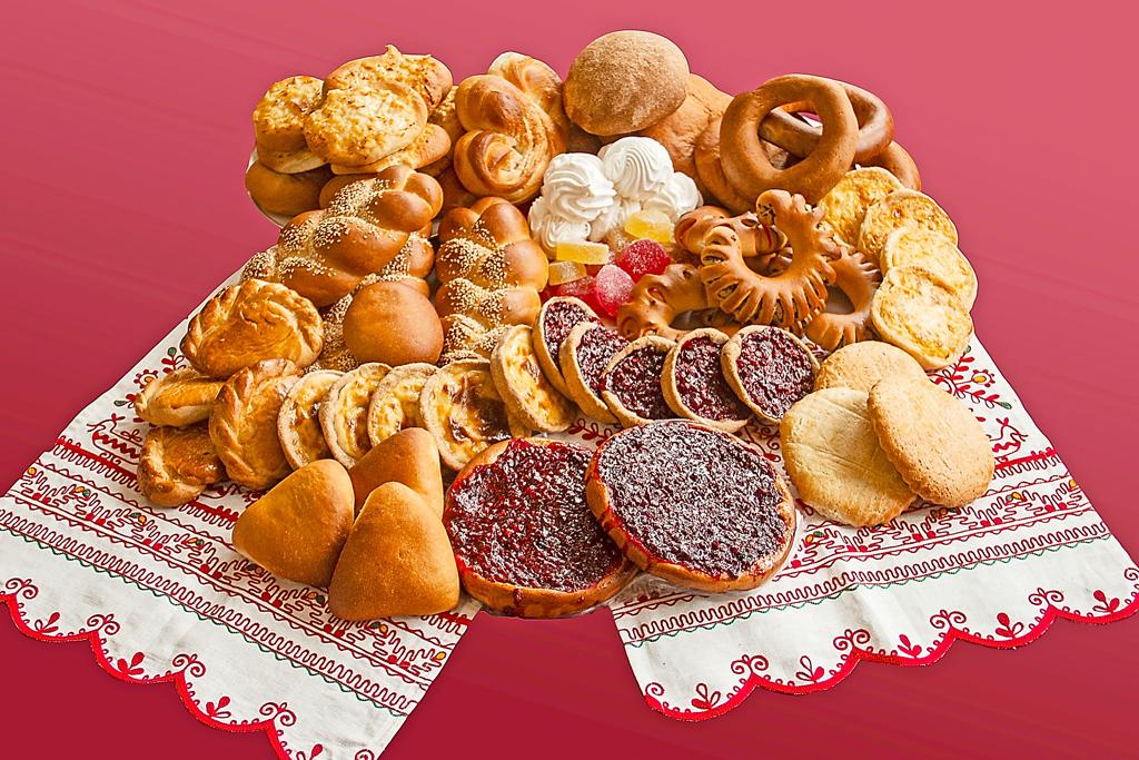 Шаньги, пирожки, калитки— кстолу верхнетоемцев