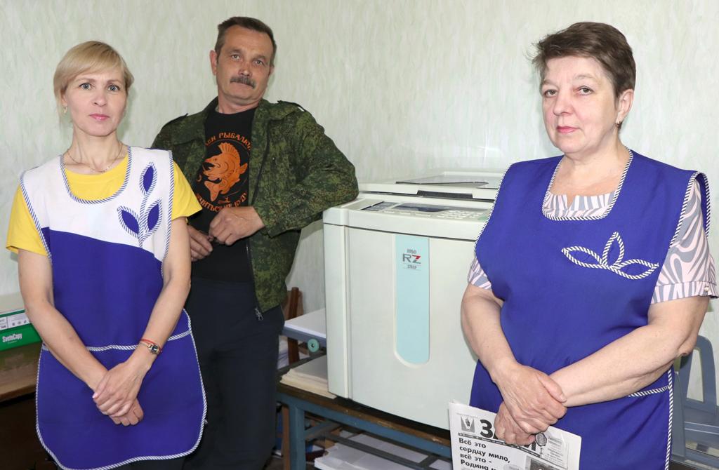 Типография: Наталья Мухина, Сергей Воробьев, ВалентинаБорисова