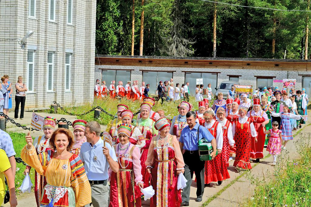 Районный фестиваль «Играй, гармонь верхнетоемская!» собрал таланты в Двинском
