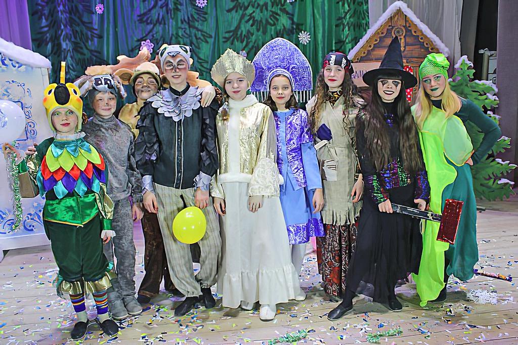 Театральный коллектив «Чародеи»
